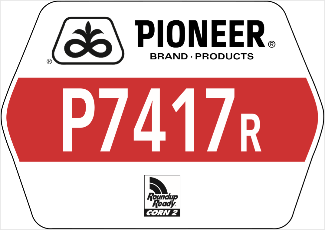 Field Sign - Grain corn - P7417R